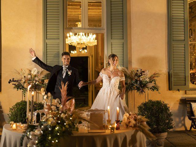 Il matrimonio di Davide e Carla a Varese, Varese 43
