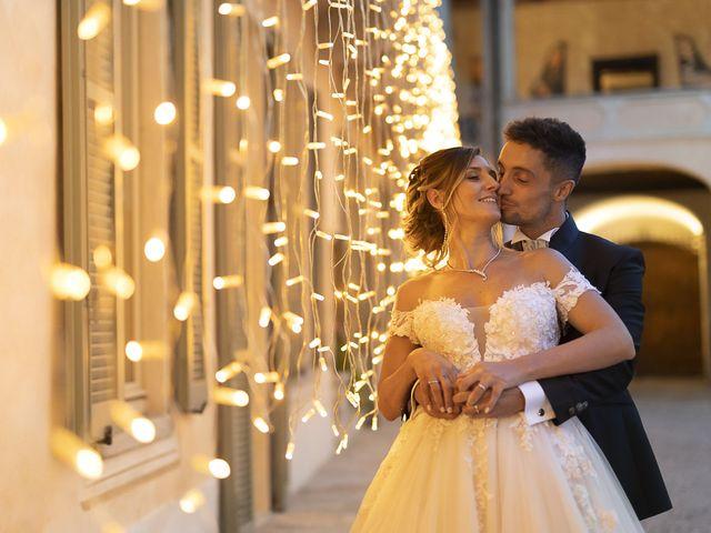 Il matrimonio di Davide e Carla a Varese, Varese 44