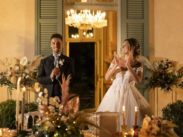 Il matrimonio di Davide e Carla a Varese, Varese 45