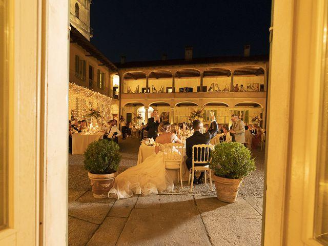 Il matrimonio di Davide e Carla a Varese, Varese 46