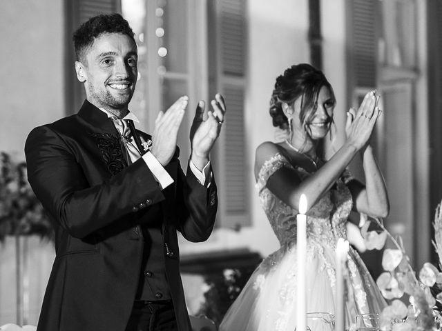 Il matrimonio di Davide e Carla a Varese, Varese 47