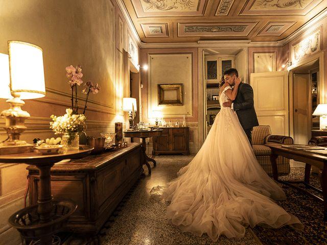 Il matrimonio di Davide e Carla a Varese, Varese 48