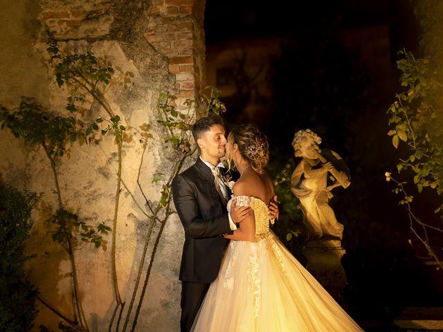 Il matrimonio di Davide e Carla a Varese, Varese 49