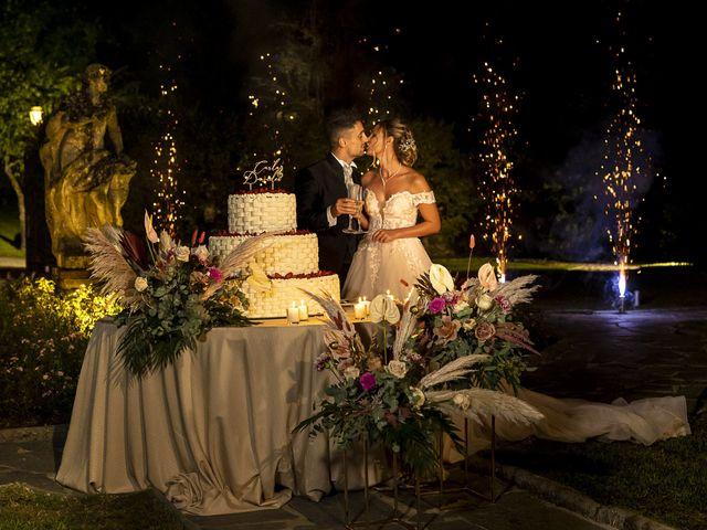 Il matrimonio di Davide e Carla a Varese, Varese 52