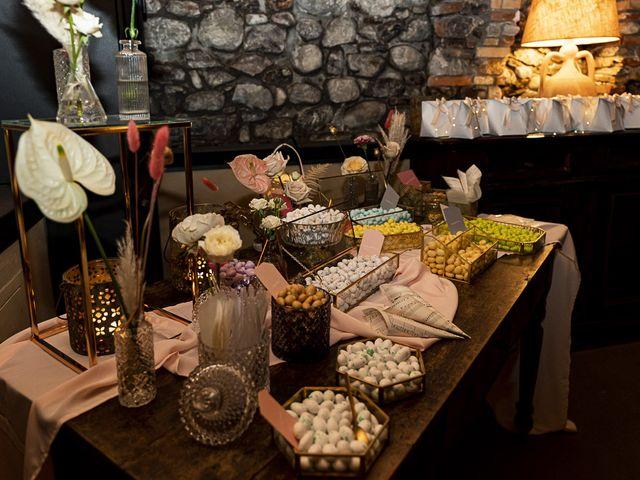 Il matrimonio di Davide e Carla a Varese, Varese 54