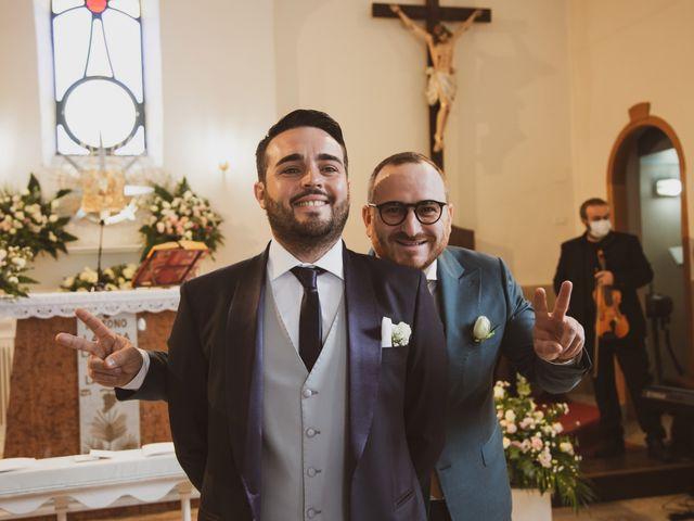 Il matrimonio di Antonio e Luisana a Faicchio, Benevento 26