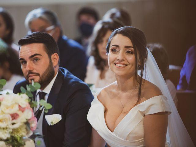 Il matrimonio di Antonio e Luisana a Faicchio, Benevento 29