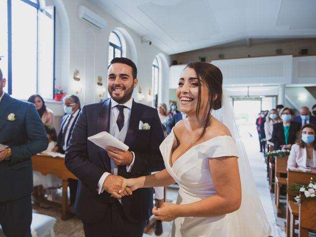 Il matrimonio di Antonio e Luisana a Faicchio, Benevento 30