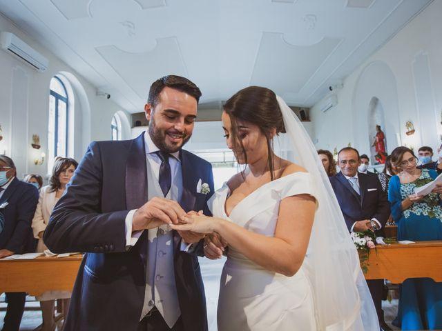 Il matrimonio di Antonio e Luisana a Faicchio, Benevento 31