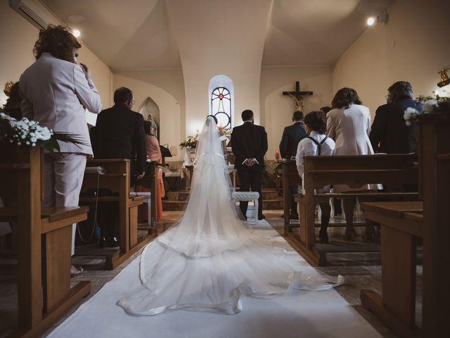 Il matrimonio di Antonio e Luisana a Faicchio, Benevento 34
