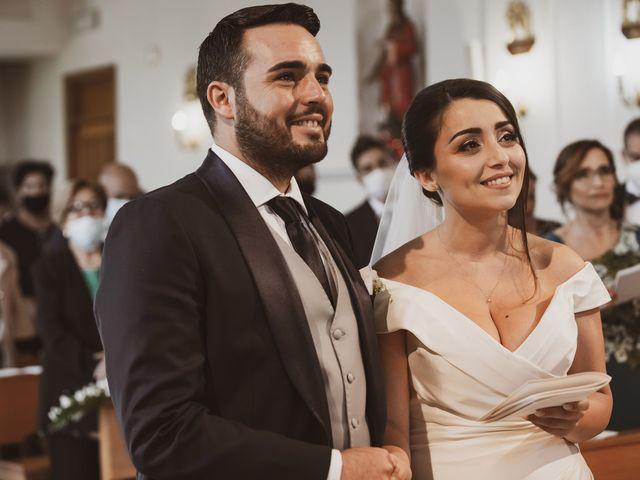 Il matrimonio di Antonio e Luisana a Faicchio, Benevento 37