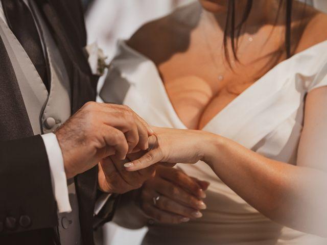 Il matrimonio di Antonio e Luisana a Faicchio, Benevento 38