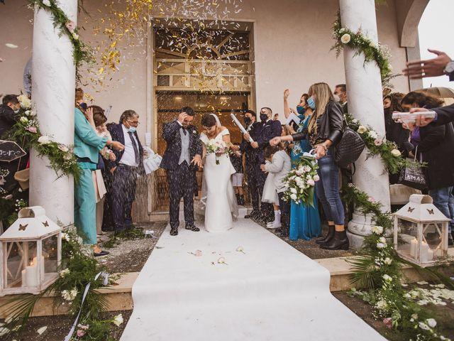 Il matrimonio di Antonio e Luisana a Faicchio, Benevento 41