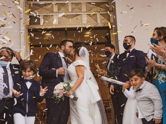 Il matrimonio di Antonio e Luisana a Faicchio, Benevento 43