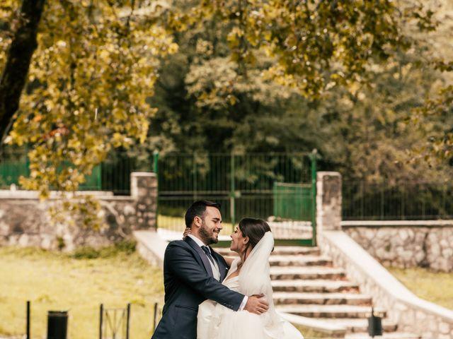Il matrimonio di Antonio e Luisana a Faicchio, Benevento 49