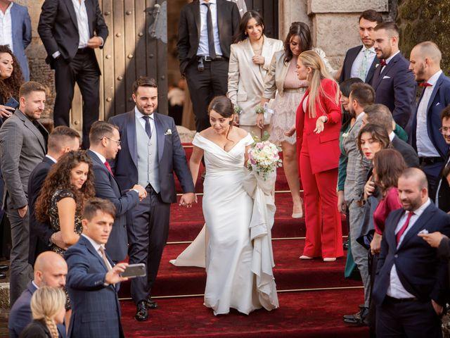 Il matrimonio di Antonio e Luisana a Faicchio, Benevento 51