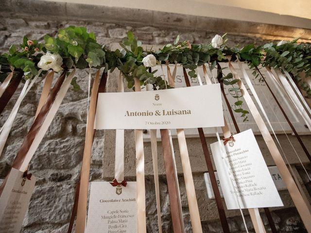 Il matrimonio di Antonio e Luisana a Faicchio, Benevento 54