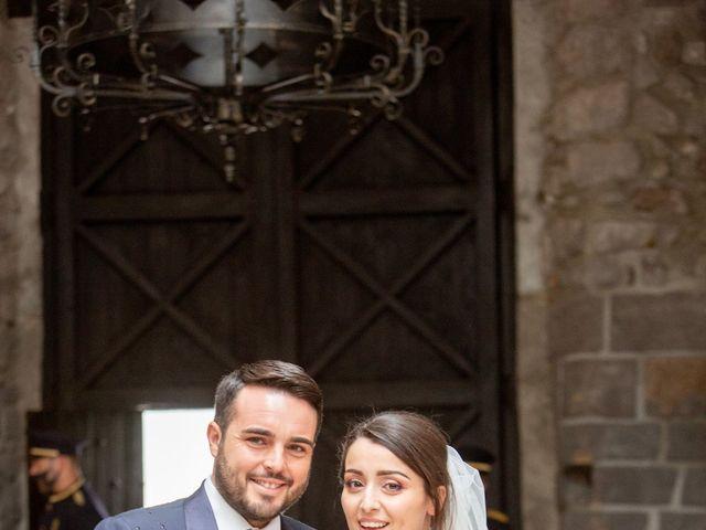 Il matrimonio di Antonio e Luisana a Faicchio, Benevento 56