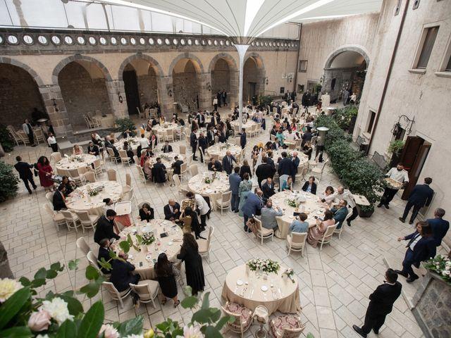 Il matrimonio di Antonio e Luisana a Faicchio, Benevento 57
