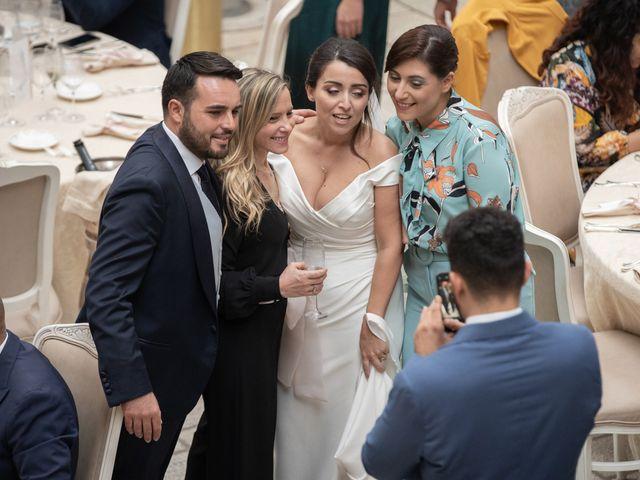 Il matrimonio di Antonio e Luisana a Faicchio, Benevento 59