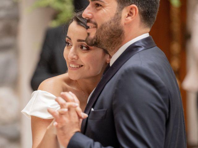 Il matrimonio di Antonio e Luisana a Faicchio, Benevento 61