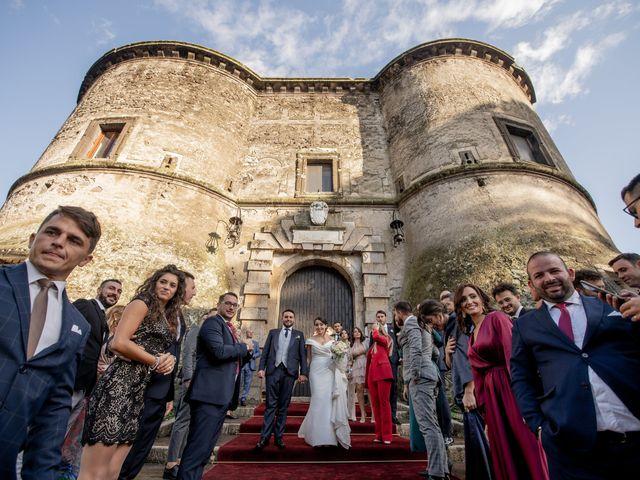Il matrimonio di Antonio e Luisana a Faicchio, Benevento 64