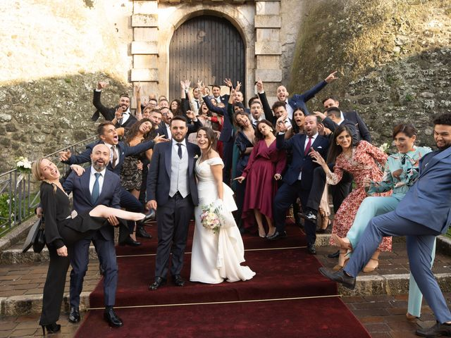Il matrimonio di Antonio e Luisana a Faicchio, Benevento 65