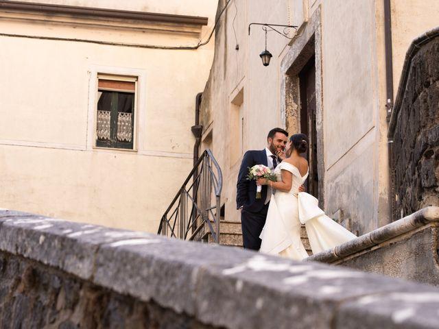 Il matrimonio di Antonio e Luisana a Faicchio, Benevento 71