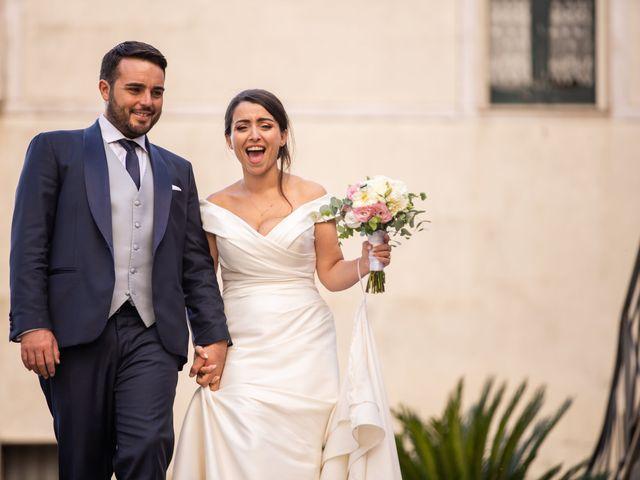 Il matrimonio di Antonio e Luisana a Faicchio, Benevento 72