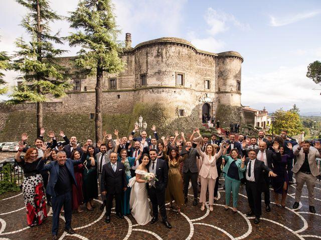 Il matrimonio di Antonio e Luisana a Faicchio, Benevento 73