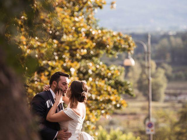 Il matrimonio di Antonio e Luisana a Faicchio, Benevento 76