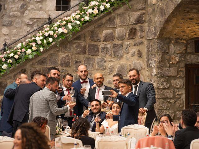 Il matrimonio di Antonio e Luisana a Faicchio, Benevento 77