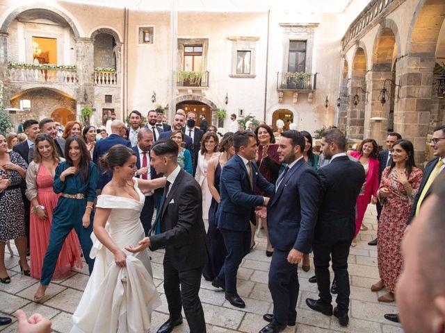 Il matrimonio di Antonio e Luisana a Faicchio, Benevento 78