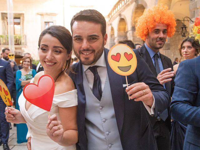 Il matrimonio di Antonio e Luisana a Faicchio, Benevento 79