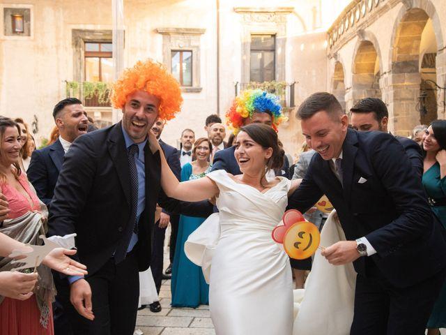 Il matrimonio di Antonio e Luisana a Faicchio, Benevento 80