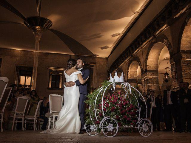 Il matrimonio di Antonio e Luisana a Faicchio, Benevento 83