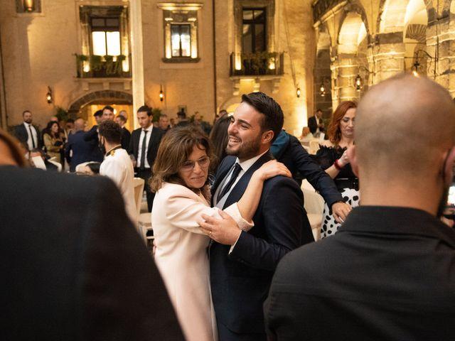 Il matrimonio di Antonio e Luisana a Faicchio, Benevento 87