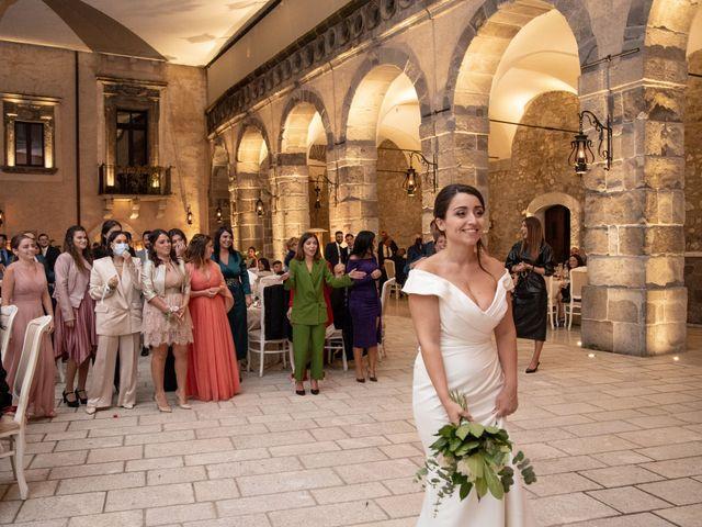 Il matrimonio di Antonio e Luisana a Faicchio, Benevento 88
