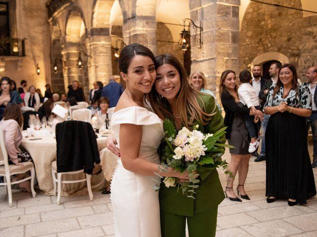 Il matrimonio di Antonio e Luisana a Faicchio, Benevento 90