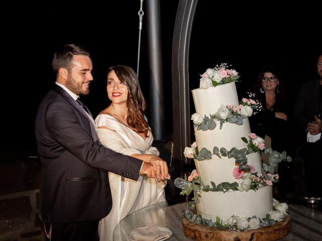 Il matrimonio di Antonio e Luisana a Faicchio, Benevento 98