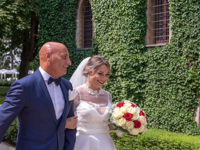 Il matrimonio di Marco e Carola a Cervesina, Pavia 28
