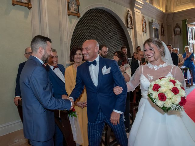 Il matrimonio di Marco e Carola a Cervesina, Pavia 29