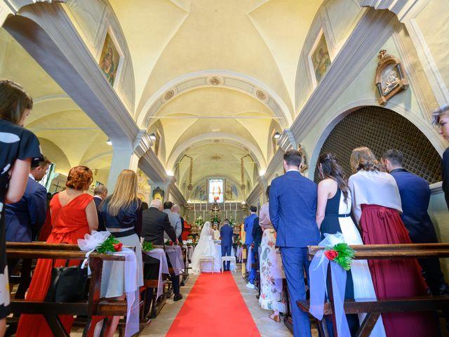Il matrimonio di Marco e Carola a Cervesina, Pavia 30