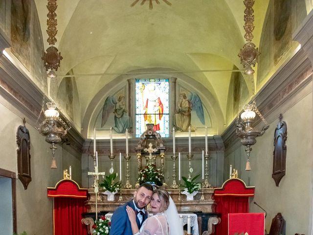 Il matrimonio di Marco e Carola a Cervesina, Pavia 32