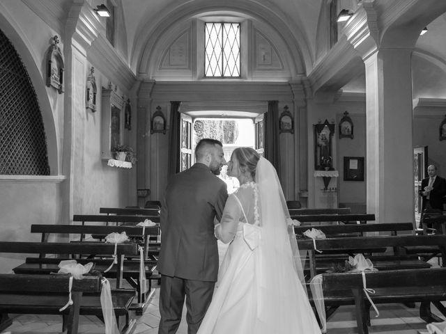 Il matrimonio di Marco e Carola a Cervesina, Pavia 33
