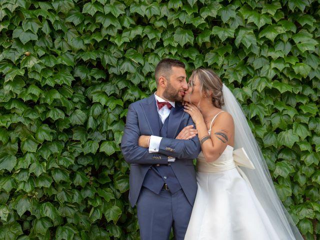 Il matrimonio di Marco e Carola a Cervesina, Pavia 38