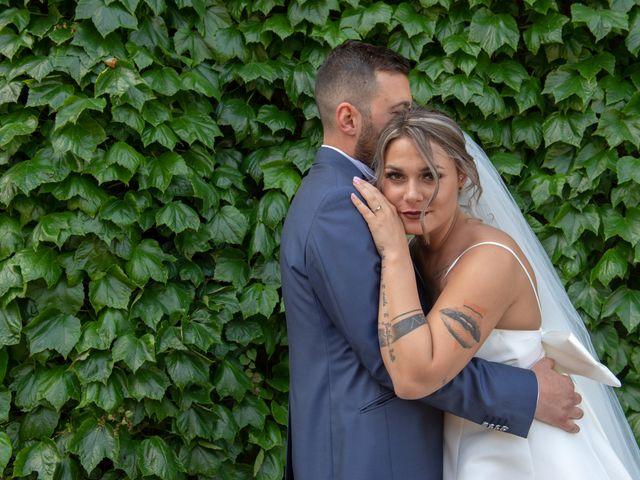 Il matrimonio di Marco e Carola a Cervesina, Pavia 39