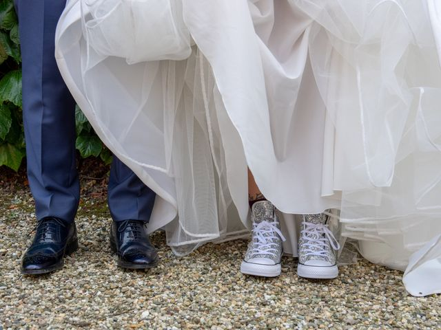 Il matrimonio di Marco e Carola a Cervesina, Pavia 37