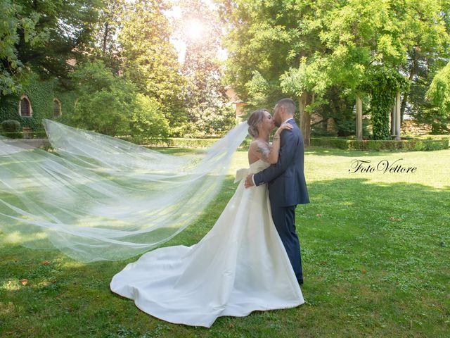 Il matrimonio di Marco e Carola a Cervesina, Pavia 1