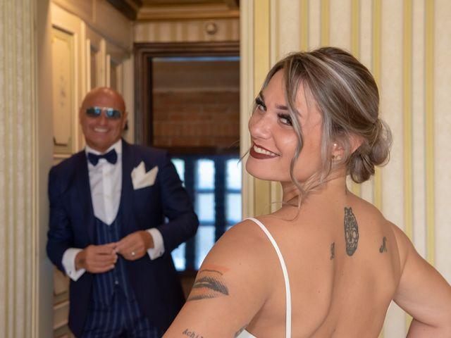 Il matrimonio di Marco e Carola a Cervesina, Pavia 27